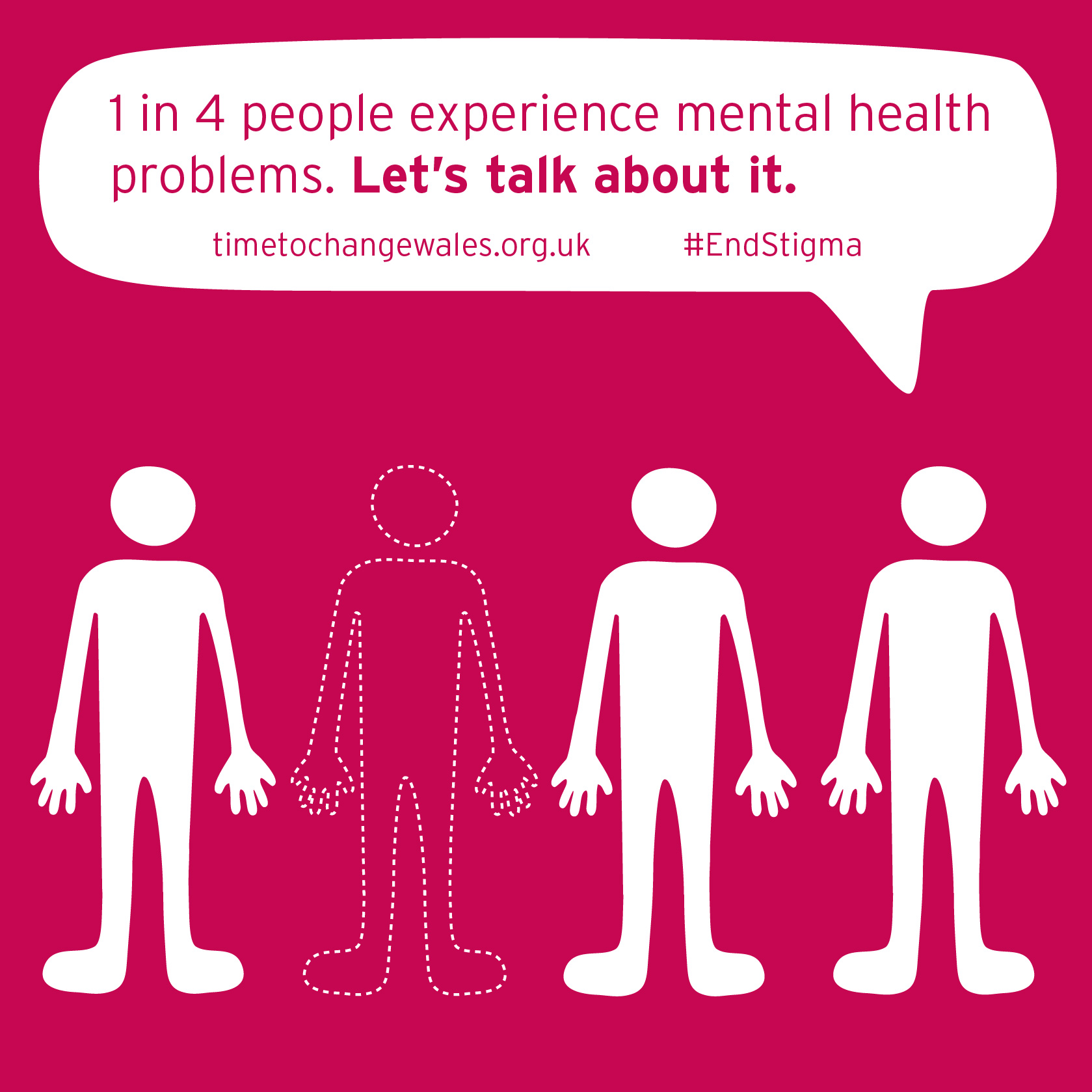 time to change wales talking about your mental health