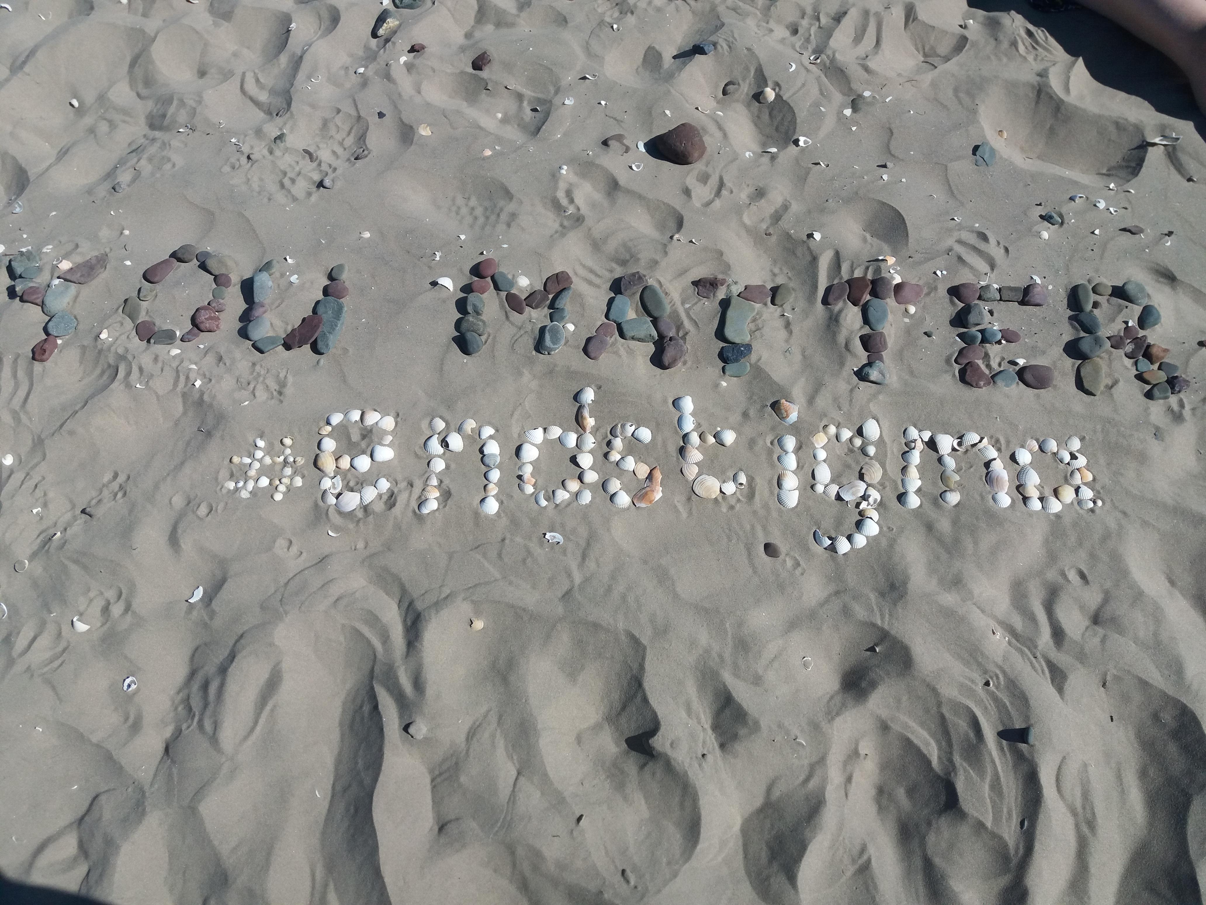 you matter end stigma