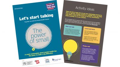 Activity Packs for Employers